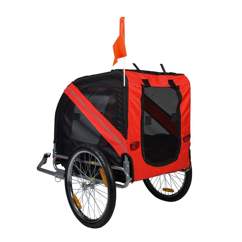 Buy Hive Pet Bicycle Trailer Foldable Dog Cat Bike Carrier Stroller