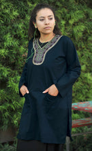 Kurti with four pockets