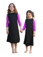 swim dresses for girls purple