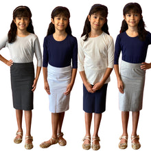Girls' Pencil Skirt