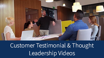 Customer Testimonial Video Production Company