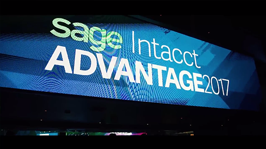 Highlights of sage Intacct Advantage Conference - Event Video - Ovation Solutions