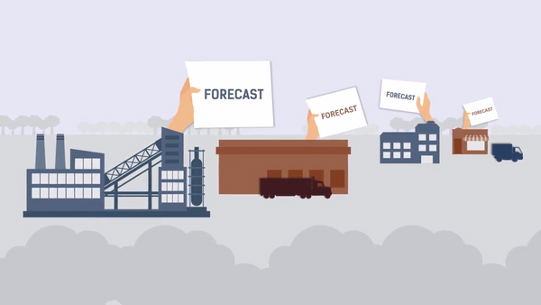 Perfecting Forecasting with JDA - More Video - Ovation Solutions