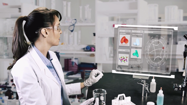 The Data Inspired Future of Healthcare - Brand Hero Videos - Ovation Solutions