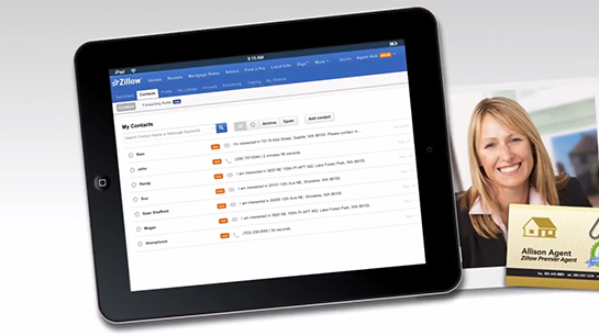Introducing Zillow Agentfolio - Product Demo Video - Ovation Solutions