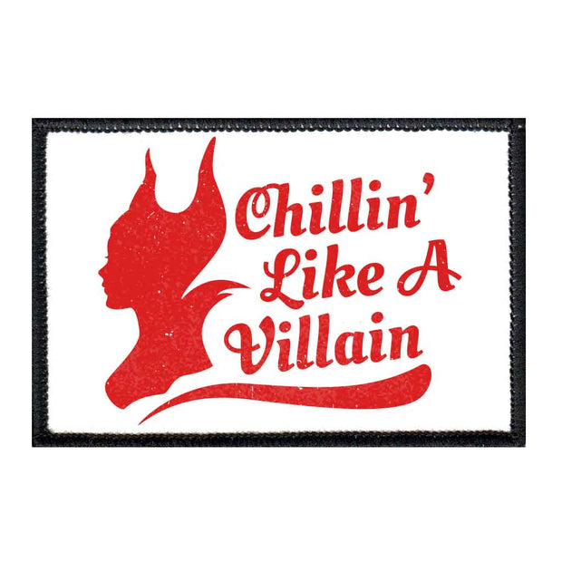 Chillin' Like A Villain - Maleficent - Removable Patch 1