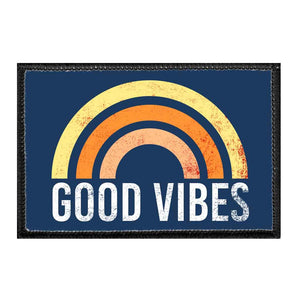 Good Vibes - Removable Patch