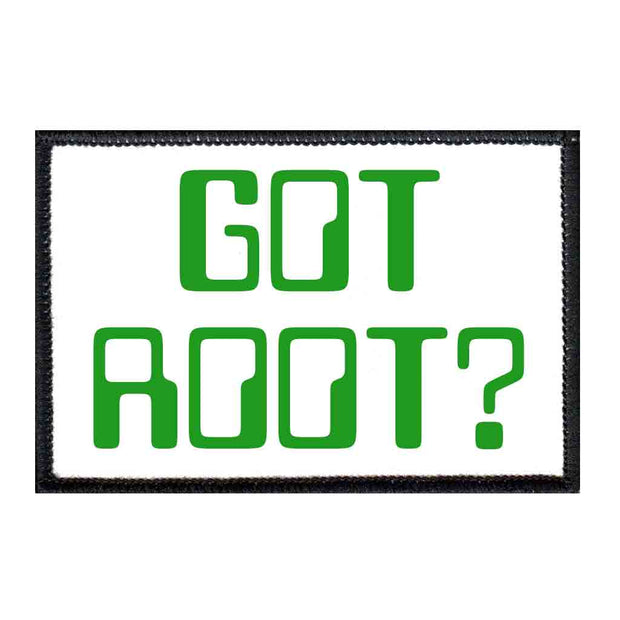 Got Root - Patch 1