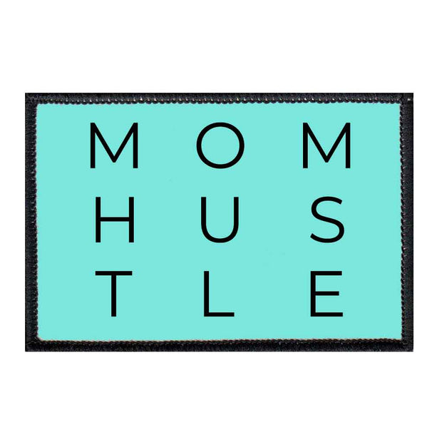 Mom Hustle - Removable Patch 1