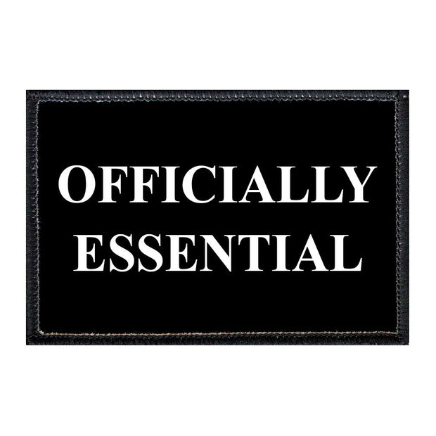 Officially Essential - Removable Patch 1
