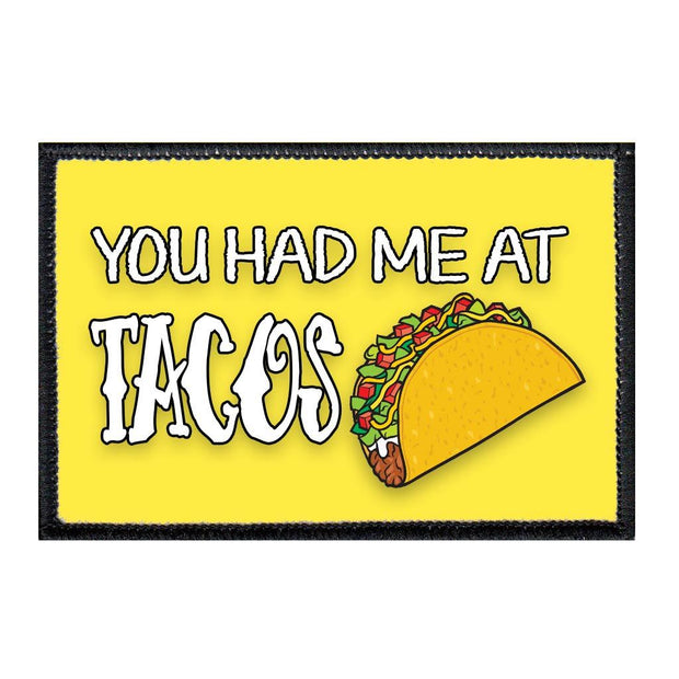 You Had Me At Tacos - Patch 1