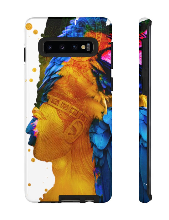 Chief Lempira Samsung Cases - Triotify