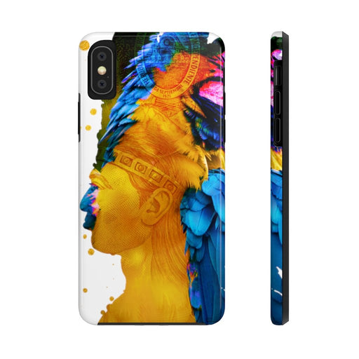 Chief Lempira iPhone Cases - Triotify, LLC