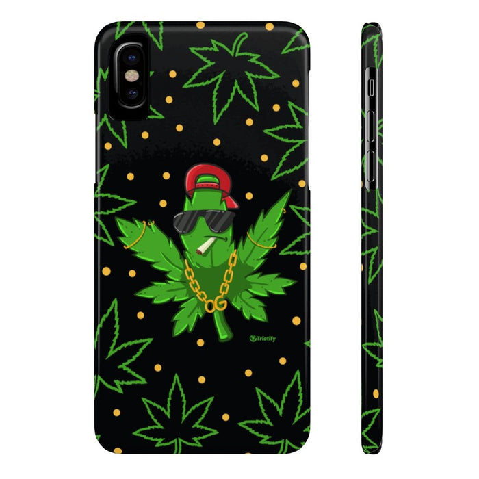 Make Marijuana Great Again - Slim iPhone/Samsung Case - Triotify