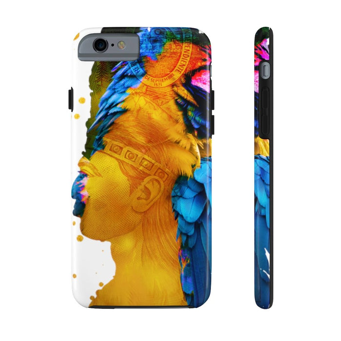 Chief Lempira iPhone Cases - Triotify