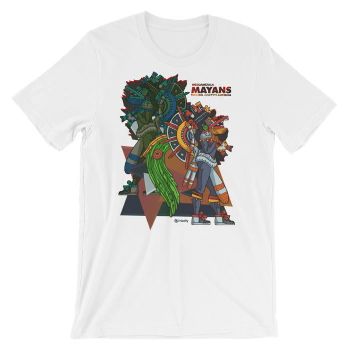 The Mayan Empire T-shirt - Triotify
