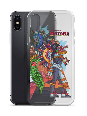 The MesoAmerican Mayan Empire | iPhone Cases - Triotify