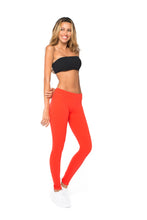 Blood Orange Legging
