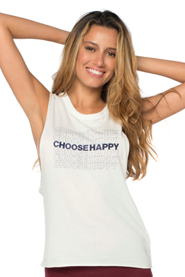 Choose Happy Tank