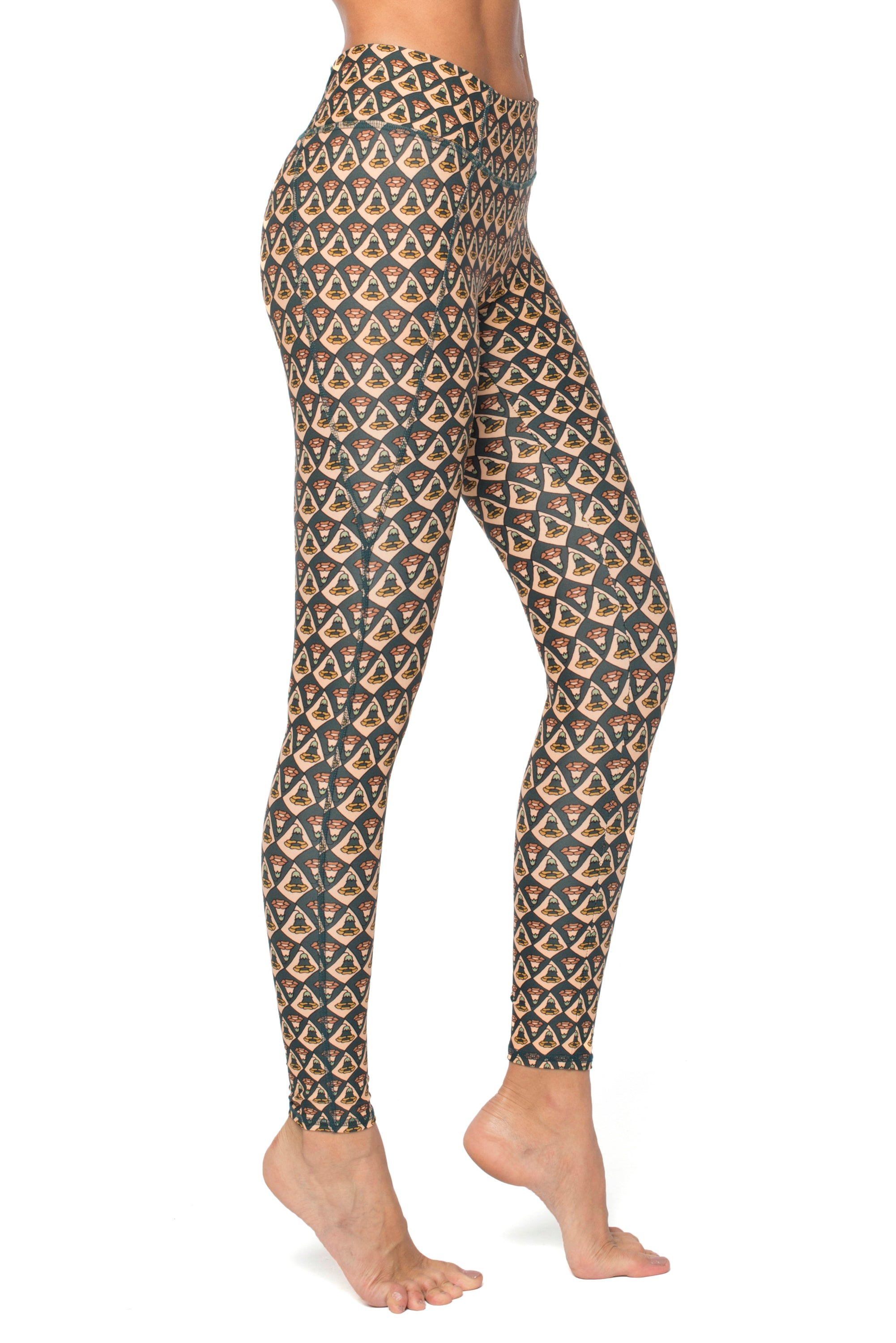 Fall Garden Legging