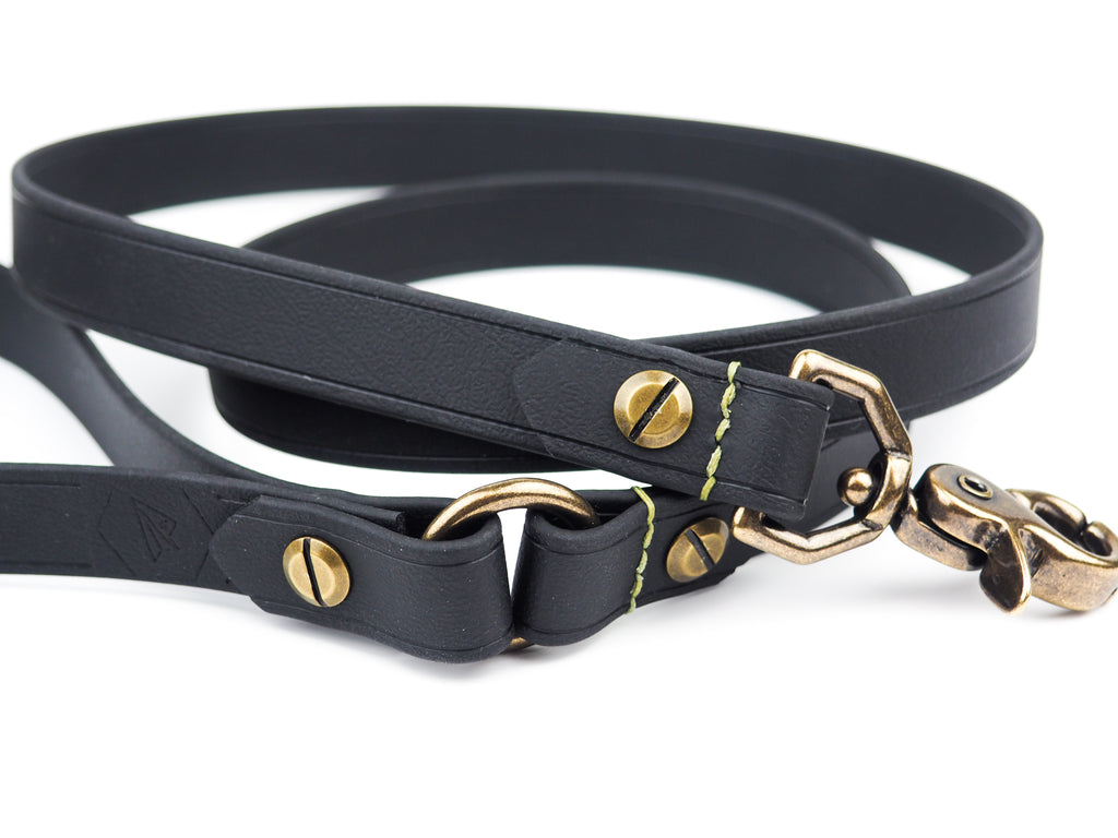 ONYX Leatherette Leash