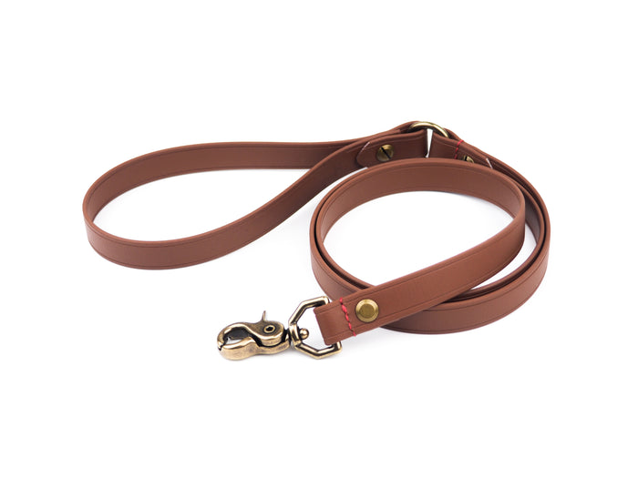 CLAY Leatherette Leash