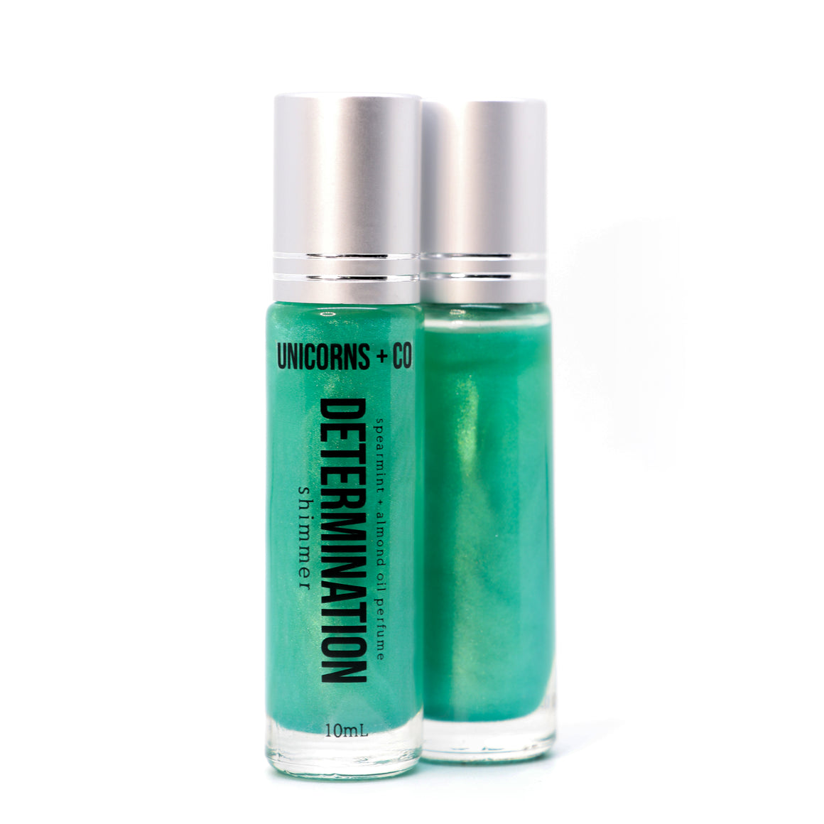 Determination | Spearmint + Almond | Shimmer