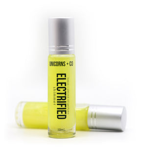 Electrified | Lemon + Almond | Shimmer