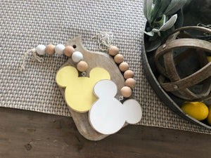 Solid Mickey Beads