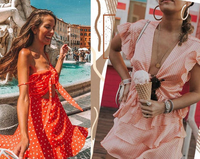 The Coolest Mini Summer Dress Trends 2019