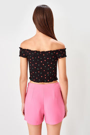 Black Knitted Blouse-MILLA-SULZ