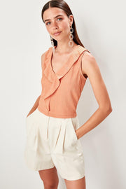 Tile Knitted Basic Blouse-MILLA-SULZ