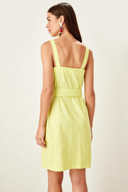 Yellow Arches Dress-MILLA-SULZ