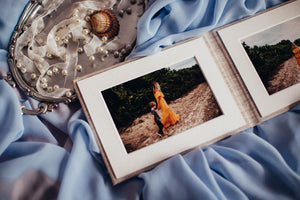 Duo Matted Folio / Personalized