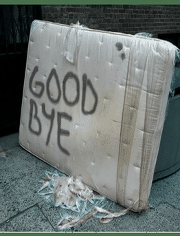 How To Say Goodbye To Your Old Mattress