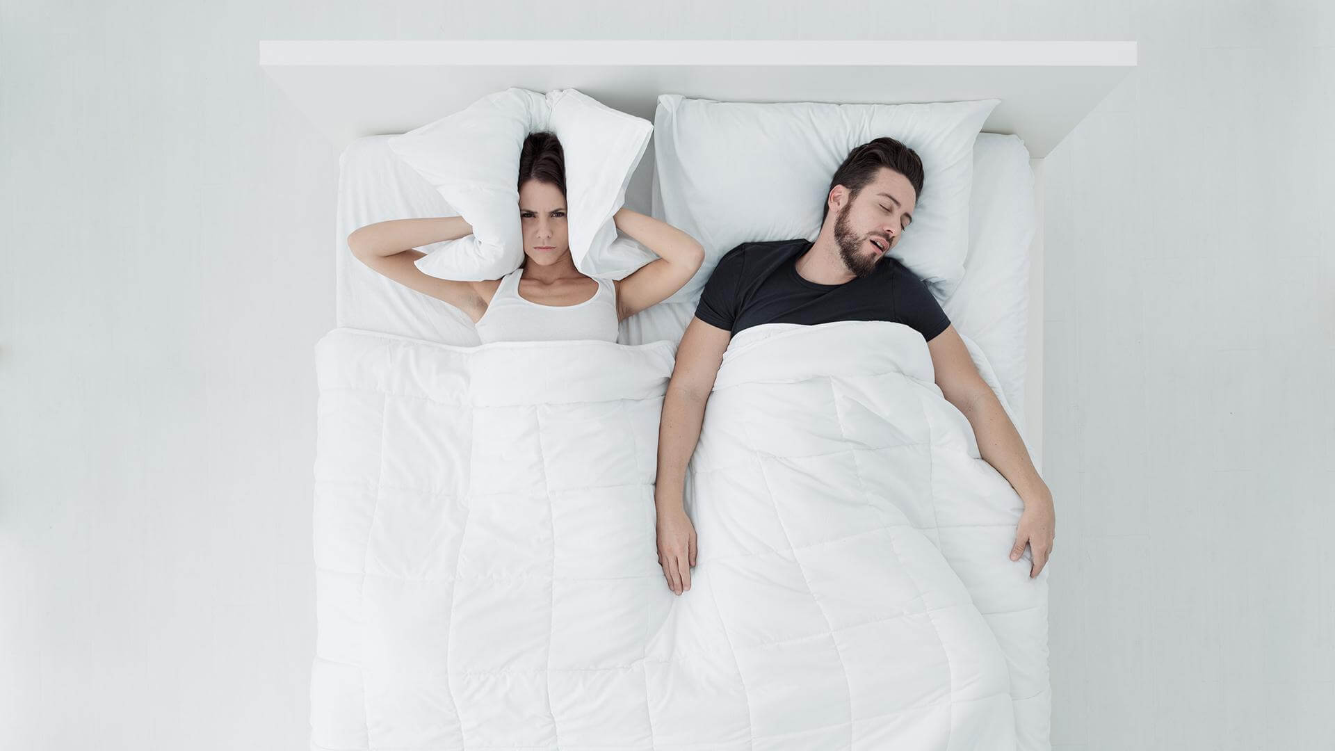 5 Easy Remedies To Get Rid Of Snoring