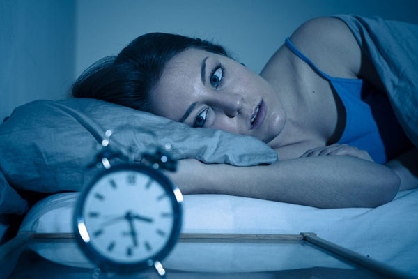 5 things to try, when you just can't sleep!