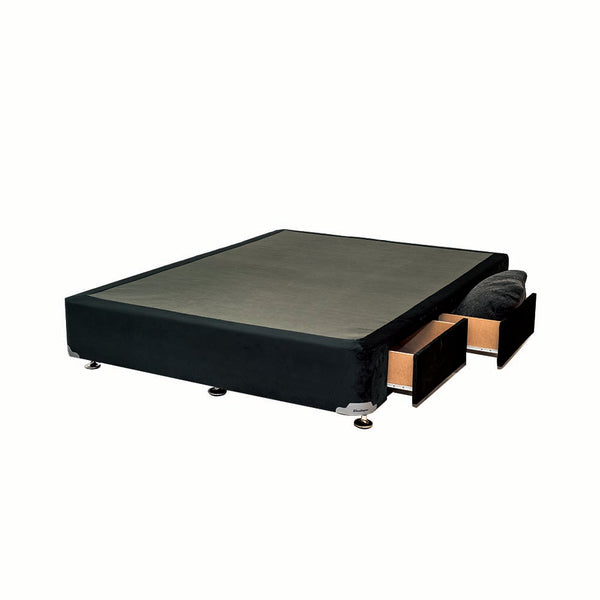 Slumberzone Black Base - Beds 4 u