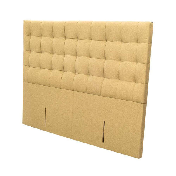 BNF Square Boxes Headboard - Beds 4 U