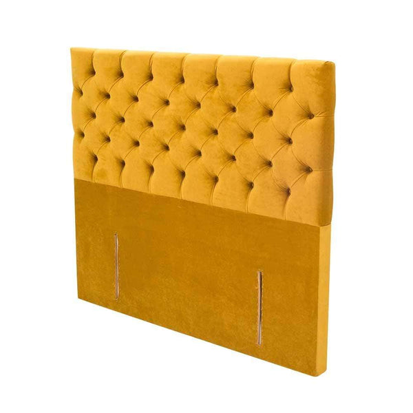 Tufted Square Corner Headboard - Beds 4 u