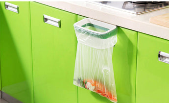 Hanging Garbage Bags Rack