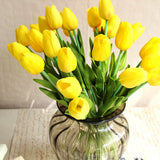 20 Stems Artificial  Tulip  Flowers
