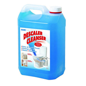Descaler Cleanser Solution