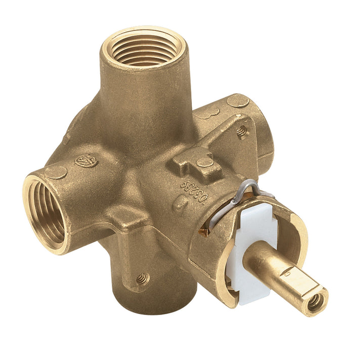 "M-Pact Posi-Temp 1/2"" Ips Connection Includes Pressure Balancing"