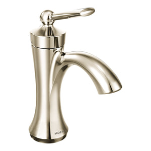 Wynford One-Handle High Arc Bathroom Faucet