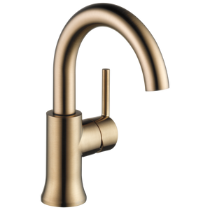 Single Handle High-Arc Bathroom Faucet