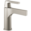 Single Handle Bathroom Faucet - Less Pop Up