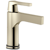 Single Handle Bathroom Faucet with Touch2O.xt® Technology