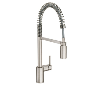 Align One-Handle Pre-Rinse Spring Pulldown Kitchen Faucet