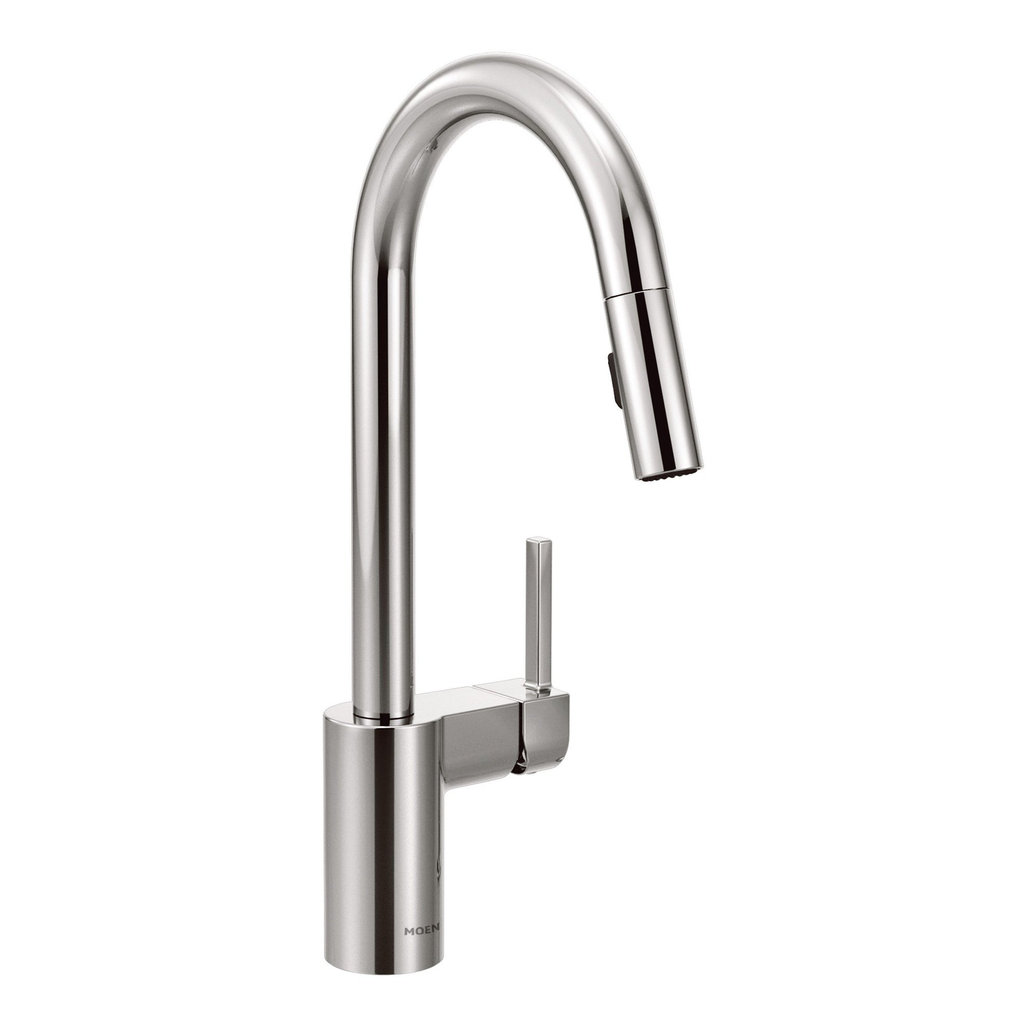Align One-Handle High Arc Pulldown Kitchen Faucet